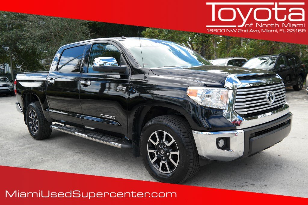 Pre Owned 2016 Toyota Tundra 2wd Truck Limited