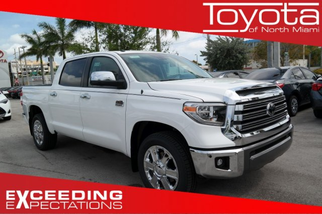 New 2019 Toyota Tundra 1794 Edition CrewMax 5.5' Bed 5.7L