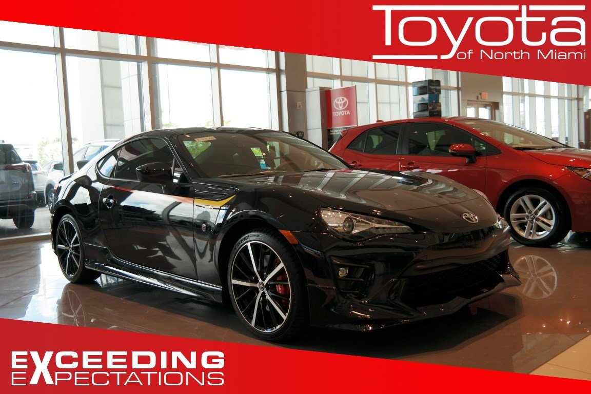 New 2019 Toyota 86 TRD SE Manual (Natl) *Ltd Avail*