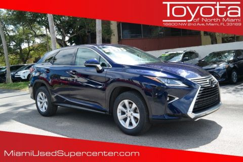 Lexus Suv For Sale >> Pre Owned Lexus Vehicles For Sale In Miami Fl Toyota Of