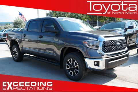 New 2019 Toyota Tundra SR5 CrewMax 5.5' Bed 5.7L FFV