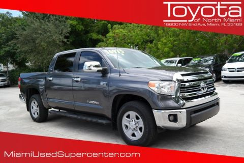 Pre-Owned 2016 Toyota Tundra 2WD Truck SR5
