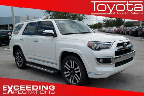 New 2019 Toyota 4Runner Limited 2WD